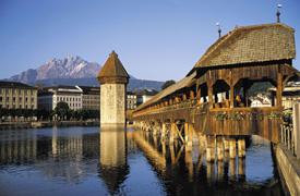Kappelbruecke Luzern